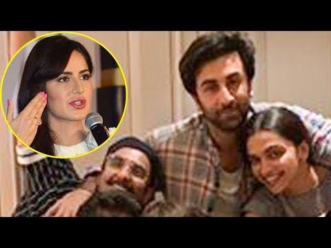 Katrina Kaif UPSET Over Ranbir Alia Deepika VIRAL