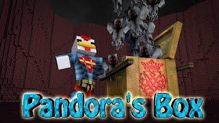 Minecraft | PANDORA'S BOX MOD Showcase! (Lucky Boxes, Surprise Eggs, Random Luck Mod)