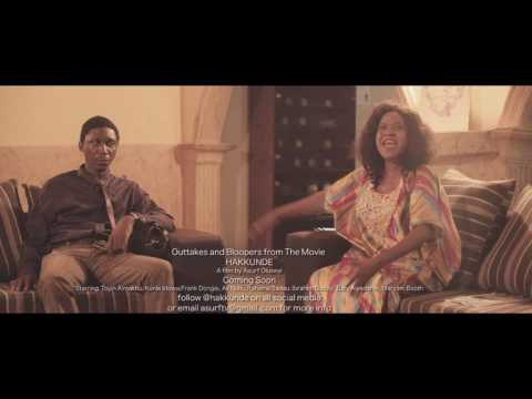 "Toyin Aimakhu and Frank Donga Outtakes from the movie ""HAKKUNDE"""