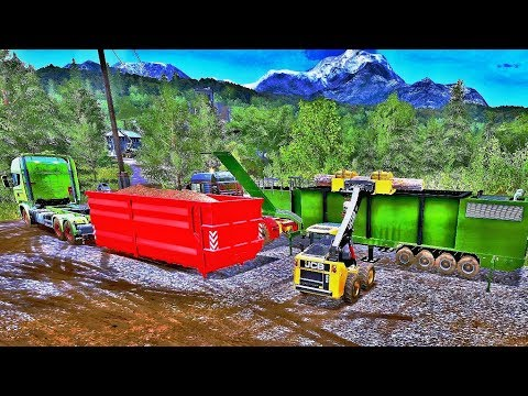 The Beast Heavy Duty Wood Chippers new converted v1.0