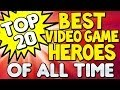 """Top 20 """"VIDEO GAME HEROES"""" Of All Time (Top Twenty) FIFA 14 """"XBOX ONE"""" Gameplay"""