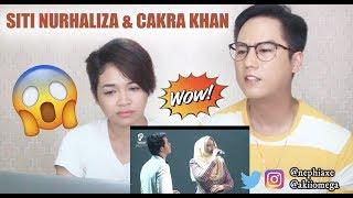 Video Singers React to Seluruh Cinta feat. Cakra Khan Live - Dato' Siti Nurhaliza & Friends Concert MP3, 3GP, MP4, WEBM, AVI, FLV April 2019