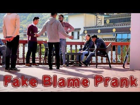 (Fake Blame Prank - Duration: 18 minutes.)