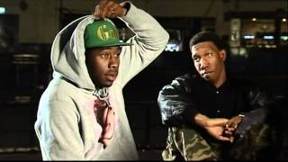 Odd Future OFWGKTA Interview Newsnight 2012