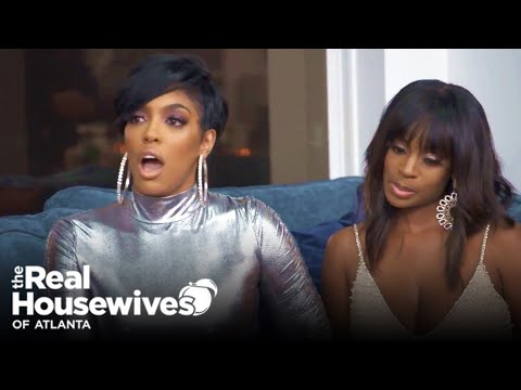 EXPLOSIVE Real Housewives of Atlanta Trailer Reactions   RHOA Mid Season 13