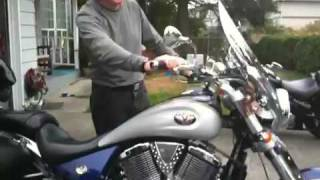 7. 100 cubic inch victory