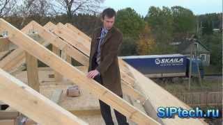 Строительство дома по технологии СИП