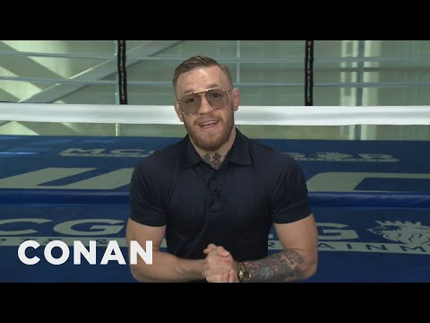 Conor McGregor Predicts He