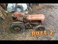Download Lagu massey ferguson 35 restoration pt2 (engine strip) (MF 35) Mp3 Free
