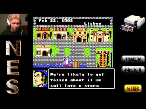 uncharted waters nes rom