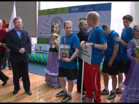 III Чемпионат по бадминтону среди контрольно-счетных органов РФ, г. Салават