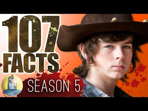 107 Walking Dead Season 5 Facts YOU Should Know (Cinematica)