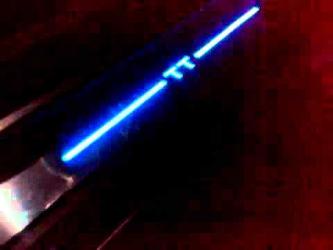 Накладка на порог с подсветкой своими руками