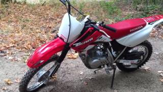 6. 2013 Honda CRF 80 For sale