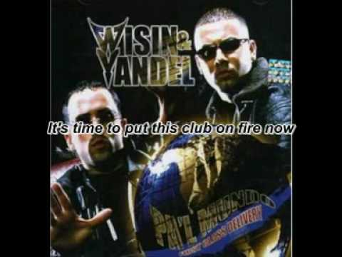 Wisin Y Yandel Burn It Up (en Español)