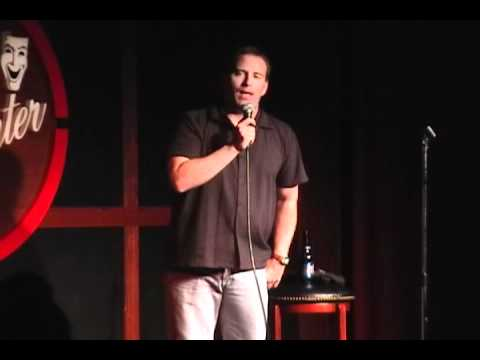 Darrin Meyer: New Kid at Comedy Night