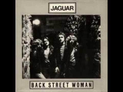 Jaguar - Back Street Woman online metal music video by JAGUAR