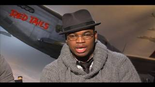 RED TAILS Interviews With Cuba Gooding Jr, Terrence Howard, Ne-Yo And More!