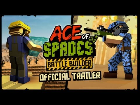 Ace of Spades: Battle Builder Game Trailer