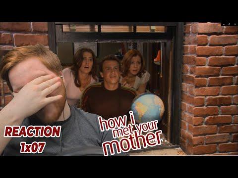 HOW I MET YOUR MOTHER EPISODE 7 REACTION