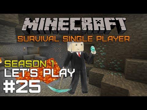 Minecraft SSP #25 - Попал! [Season 1]