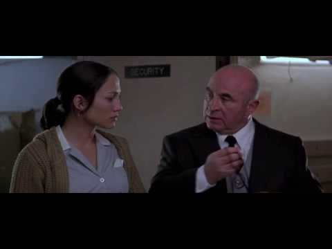 Bob Hoskins and Jennifer Lopez in Maid in Manhattan