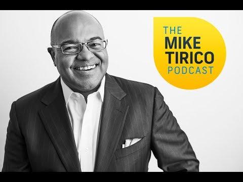 Video: A conversation with FNIA's Rodney Harrison I The Mike Tirico Podcast I NBC Sports