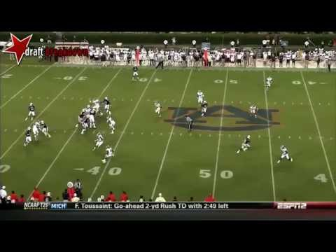 Nick Marshall vs Mississippi St. 2013 video.