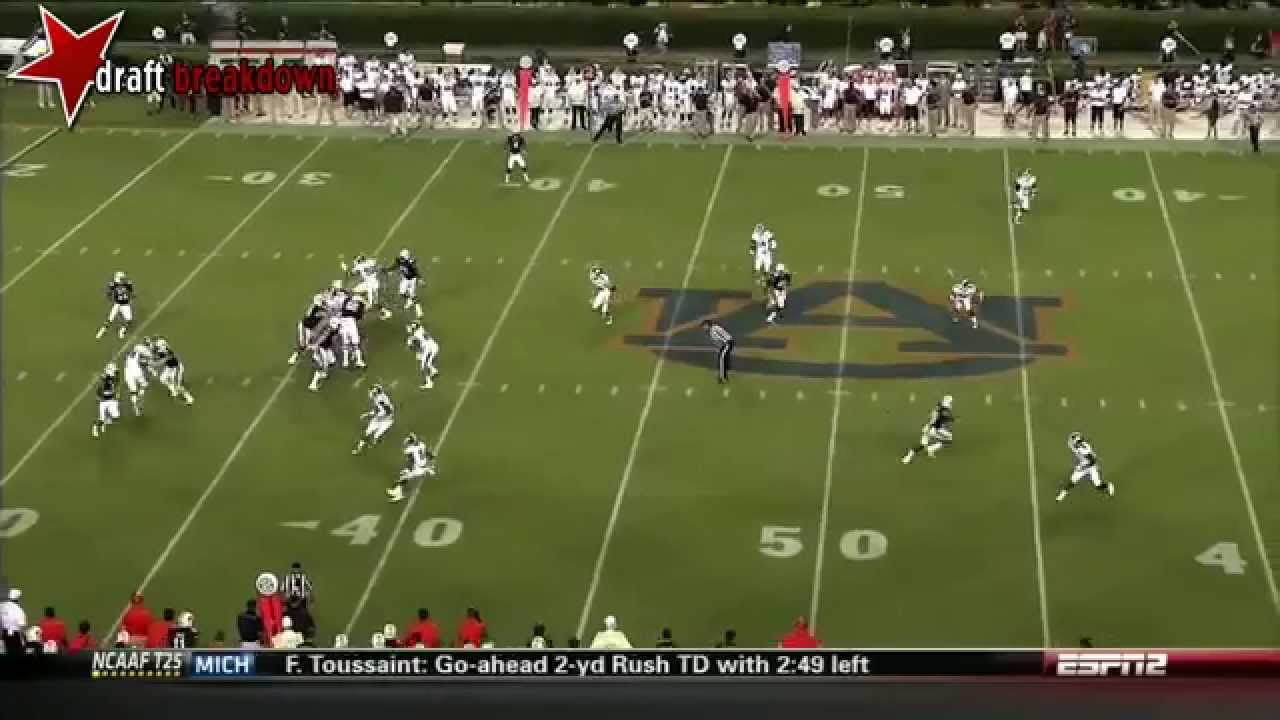 Nick Marshall vs Mississippi State (2013)