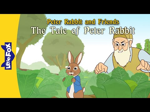 Peter Rabbit 1-4 | Stories for Kids | Classic Story | Bedtime Stories