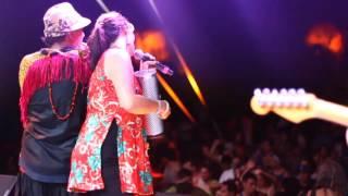 Festival Internacional de Mazunte 2015 La China Sonidera INTERRANCHONAL