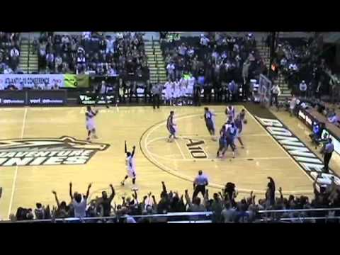 Game-winning shots vs. UB and St. Johns
