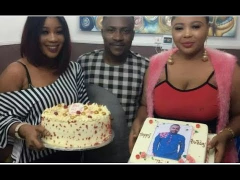 TWO ACTRESSES MARRIED TO ACTOR, SEGUN OGUNGBE CLAIM THEY ARE NOW BEST FRIENDS
