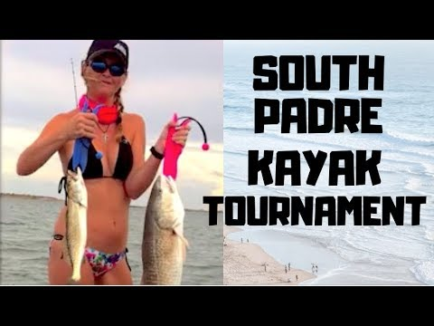 30milesOut.com~ KAYAK FISHING TOURNAMENT SOUTH PADRE ISLAND TEXAS