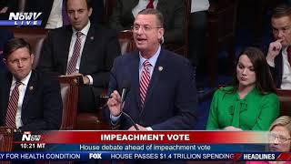 UNFAIR PROCESS: Doug Collins says Republicans will return favor in Senate trial