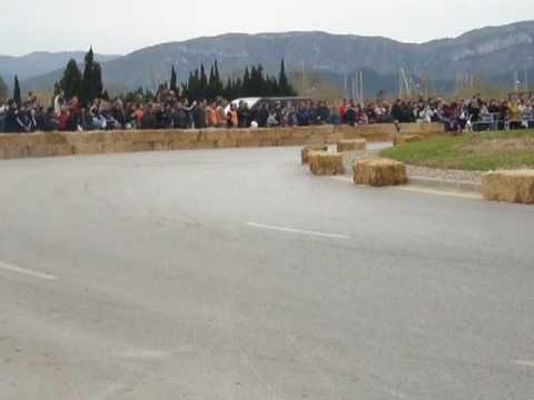 Cantoni Gandolfi con Giacomo Agostini a Cullera Spagna