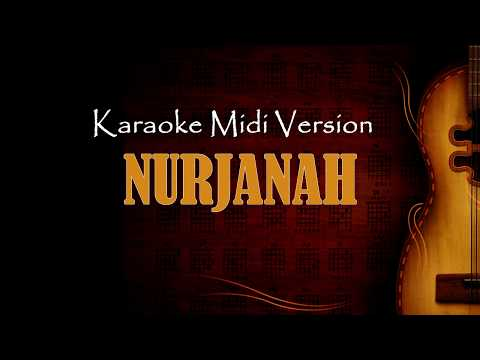 Nurjanah | Karaoke Dangdut Version Keyboard + Lirik Tanpa Vokal