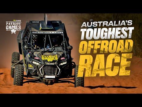 Australia's TOUGHEST Offroad Race • Patriot Games Season 3 • Episode 12
