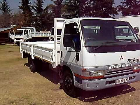 All Transport Needs Mitsubishi Fe 7-143 Canter