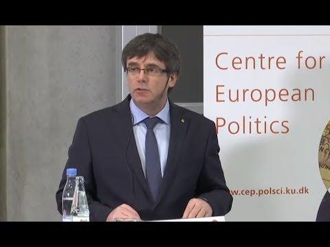 Puigdemont will aus dem Exil Regierung bilden