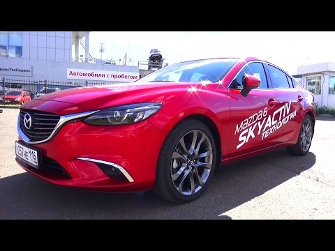 Mazda 6 new supreme plus фото