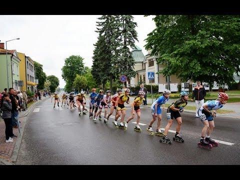 Чемпионат Польши 2013 (Томашув-Любельский), 21 км (часть 2)