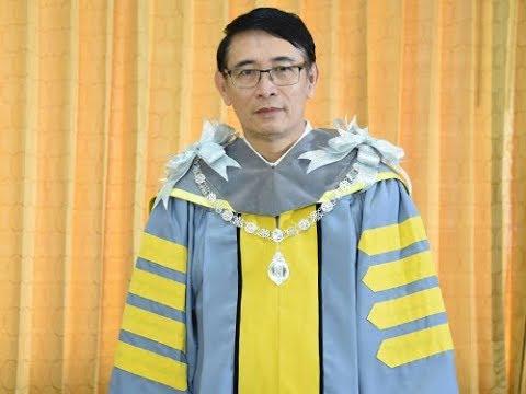 วีดิทัศน์ : อธิการบดี มหาวิทยาลัยมหาสารคาม แสดงความยินดีกับบัณฑิต ประจำปีการศึกษา 2559-2560