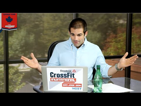 Reed - Pat Sherwood, of CrossFit HQ, interviews Reed MacKenzie, owner of CrossFit Taranis and coach of the Canada Team for the upcoming Reebok CrossFit Invitational, presented by HGST. The Canada...