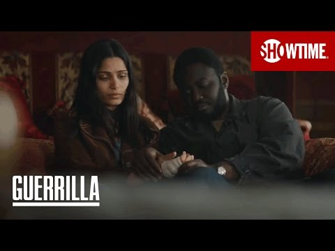 Guerrilla 1.03 Clip 'Symbolic Action, Not Murder'