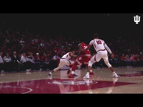 IUBB - IU vs. Arkansas Highlights