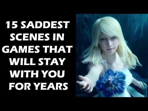 Video 15 Saddest Scenes In Video Games That Will Stay With You For Years download in MP3, 3GP, MP4, WEBM, AVI, FLV January 2017