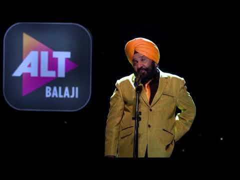 ALTBalaji StandUp - Punjabi | SARDARS THE GREAT | Streaming Now