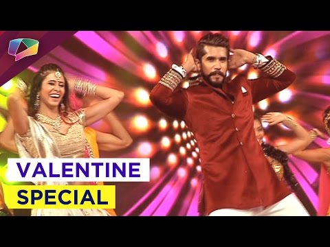 Valentine special gifts for Kishwer Merchant and S