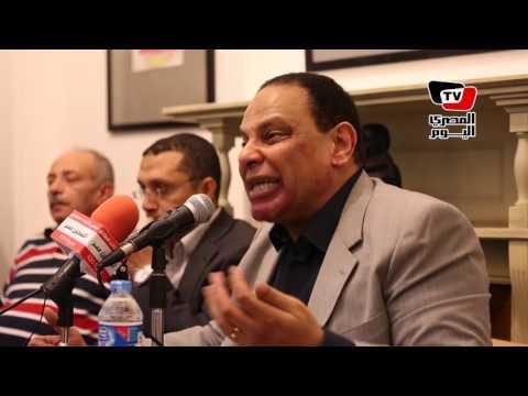 علاء الأسواني: «الثورة شرف هذا البلد»